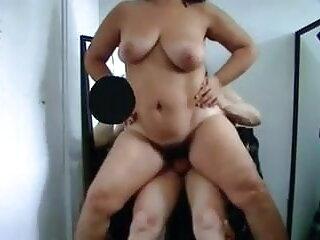 एरिका कैंपबेल - फायरप्लेस फुल एचडी में सेक्सी मूवी