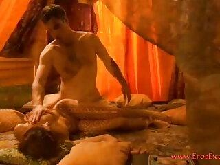एक बहुत ही मूल शादी सेक्सी फिल्म फुल एचडी हिंदी में की रात।